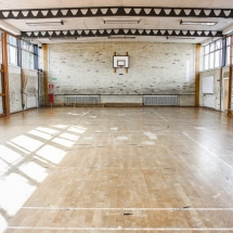 Floor Restoration Sports Hall Lee Chapel Floors Essex 5